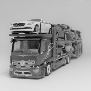Fahrzeug-Transporter