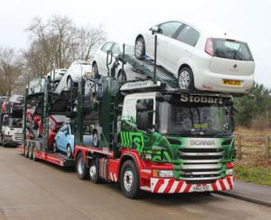 Car Transporter Five2