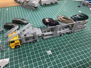 Car Transporter Five3